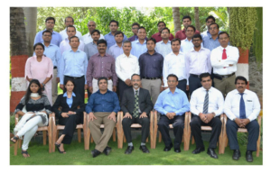 M AND R Officers_Group Photo