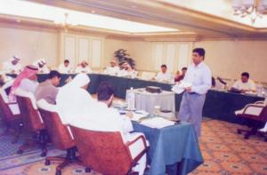Guest meeting at INDTT