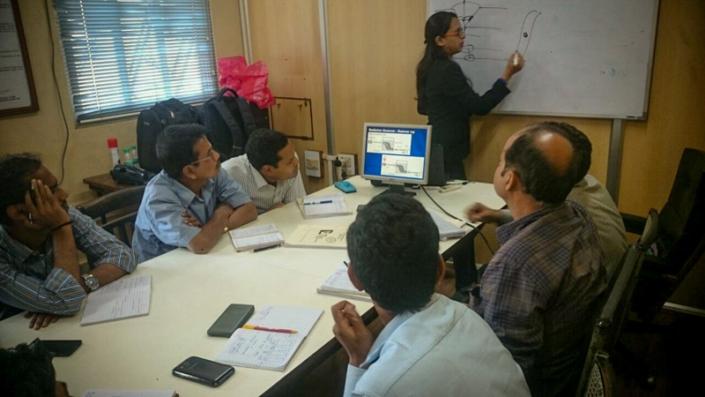 Training at INDTT