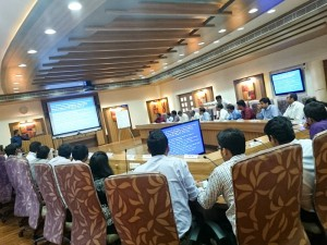 Guest Conference At INDTT