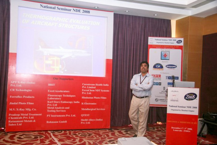 NDT Conference NDE 2008