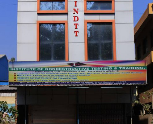 INDTT TRAINING CENTER, PUNE